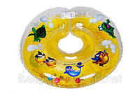 Круг для купания младенцев  Дельфин EuroStandard Elit, фото 1