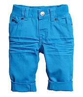 Детские твиловые брюки для мальчика. 1,5-2 года