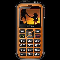 Защищенный телефон ASTRO B200 RX Orange ip67