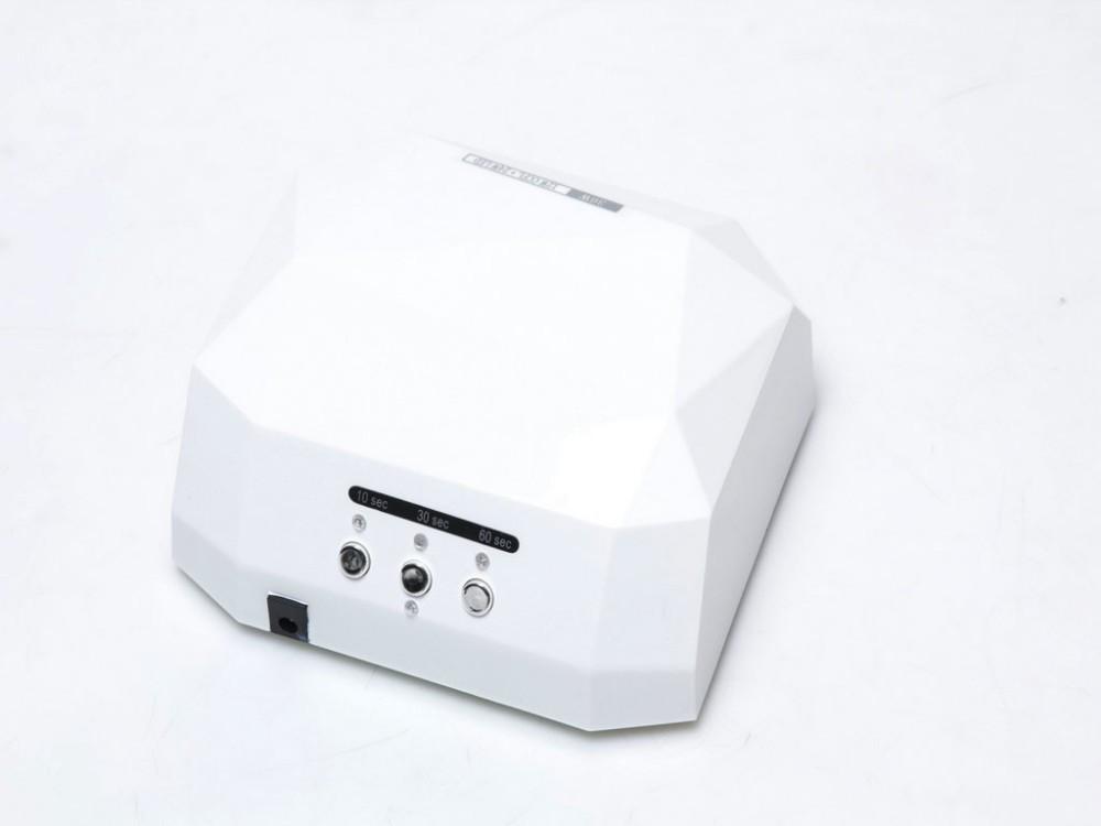 Лампа гибридная CCFL+LED  12w+24w, белая