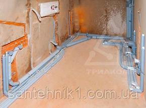 Замена труб отопления и водоснабжения, фото 3
