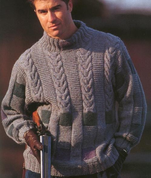 Мужские батники, свитера, кофты