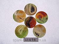 Натуральный камень к1079. АГАТ