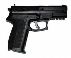 Пистолет пневматический SAS Pro 2022