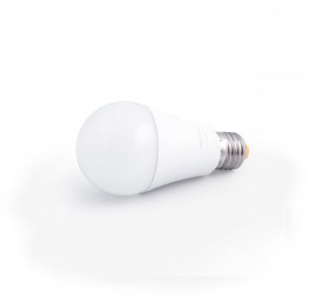 Лампа светодиодная A60 10W E27 4200К 800 Lm EVRO