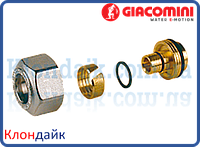 Giacomini переходники для трубы PEX 16X(16X2,0)