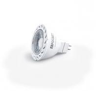 Лампа светодиодная MR16 6W GU5.3 3000К 220V 320 Lm EVRO
