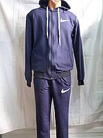 Мужской спортивный костюм 48-54 NIKE купить оптом на складе в Украине модные модели 7км