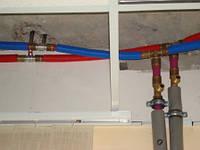 Монтаж Трубы водопровода, прокладка труб Киев и Киевская область
