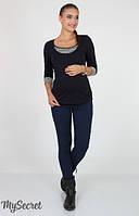 Брюки для беременных под джинс