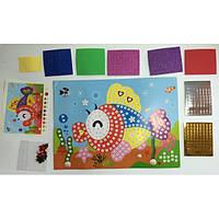 Набор 3696(3004) для детского творчества Мозаика 2 вида уп20
