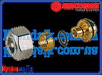 Giacomini переходники для трубы PEX E 3/4X(16X2,0)