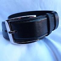 Ремень мужской Батал125-160мм кожзам 40мм купить оптом в Одессе недорого модные 7км