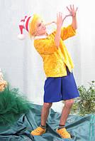Прокат детского карнавального костюма для мальчика - Буратино