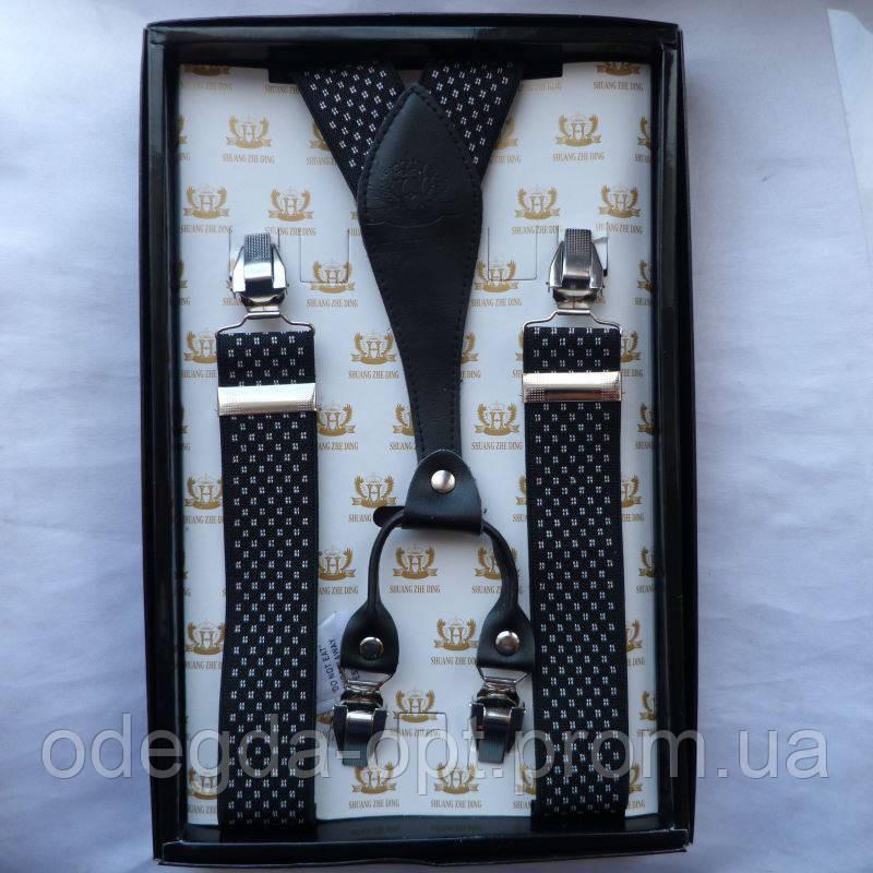 Подтяжки мужские 40мм купить оптом в Одессе недорого модные 7км