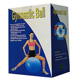 Мяч для фитнеса Gymnastic Ball 30'' (75см) , фото 2