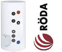 Бойлер косвенного нагрева Roda напольный 150 л 2 теплообменник CS0150FHD