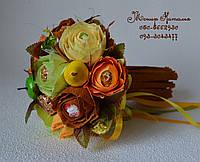 """Букет з цукерок вчителю на 1 вересня """"Осінній"""""""