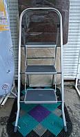 Лестница - стремянка на 3 ступени люкс производство Украина