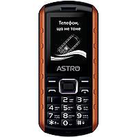 Защищенный телефон ASTRO A180 RX Orange ip67