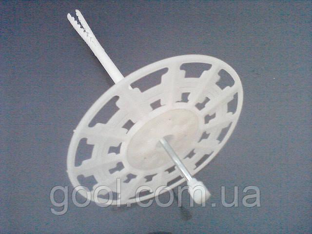 Дожимная тарелка для минеральной ваты Ø90мм и 140мм.