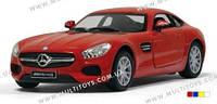 """Модель легковая 5"""" KT5388W Mercedes-AMG GT метал.инерц.открыв.дв.кор.ш.к./96/(KT5388W)"""