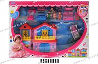Домик для кукол 69*9,2*51см /10/(SL32588C)