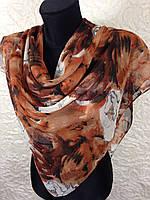 Большие платки с шелковой нитью (1)