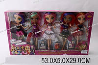 Кукла Ever After High с аксесс., 5 шт, в кор. 53х5х29 /36/(TH-12A)