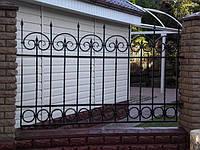 Кованый забор арт.2, фото 1