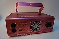 Линейная лазерная установка K-900 RGY, праздничное освещение, светотехника, освещение для концертов и шоу
