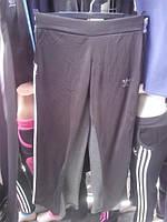 Женские спортивные штаны ADIDAS БАТАЛЬНЫЕ ЛАСТИК утепленные на флисе купить в Одессе оптом