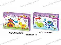 Мозаика JH8305A/6A 3D 2в.кор.ш.к./48/(JH8305A/6A)