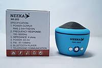 Портативная колонка Neeka bluetooth NK-203, аудиотехника, электроника, mp3 колонки, аксессуары для ПК