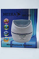 Портативная колонка Neeka bluetooth NK-202, аудиотехника, электроника, mp3 колонки, аксессуары для ПК