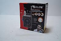 Радиоприемник Golon RX-2999rec c SD/USB LED Фонарь с диктофоном, аудиотехника, электроника, радио, приемники