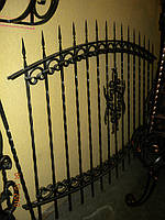 Забор кованый арт.4, фото 1