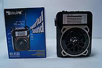 Радиоприемник Golon RX-9133 SD/USB, аудиотехника, электроника, аксессуары, радиоприемник