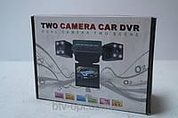 Автомобильный Видеорегистратор Vehicle HD 2 камеры H-3000 Transformers II, автомобильные видеорегистраторы