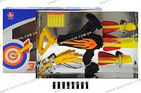 Лук (паралон стрелы, мишень) в кор. 47*31*6 см. /36/(8002С)