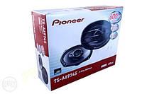Автомобильные колонки Pioneer TS-6974, аудиотехника, аксессуары в салон авто, электроника, автозвук, колонки