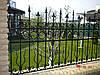 Кованый забор арт.6