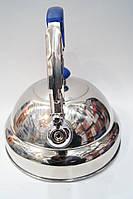 Чайник 3.0L Giakoma G-3308 для газовых и электрических плит, кухонная техника, товары для кухни, чайники