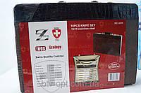 Набор ножей Schtager SZ-405, кухонная посуда, набор ножей, острые , высокое качество
