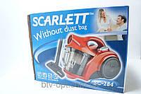 Пылесос Scarlett SC 284, бытовые пылесосы, бытовая техника для уборки, бытовая техника для дома, недорого