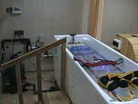 Автономный аппарат дозированного подводного вытяжения позвоночника горизонтального типа «Альциона-02ВФД»