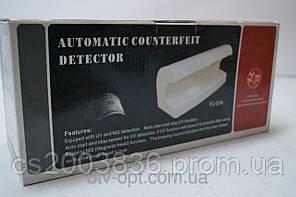 Детектор проверки денег ультрафиолетовый FJ-07A, банковское оборудование, детектор валют