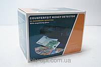 Детектор проверки денег ультрафиолетовый с линзой 3в1, банковское оборудование, детектор валют