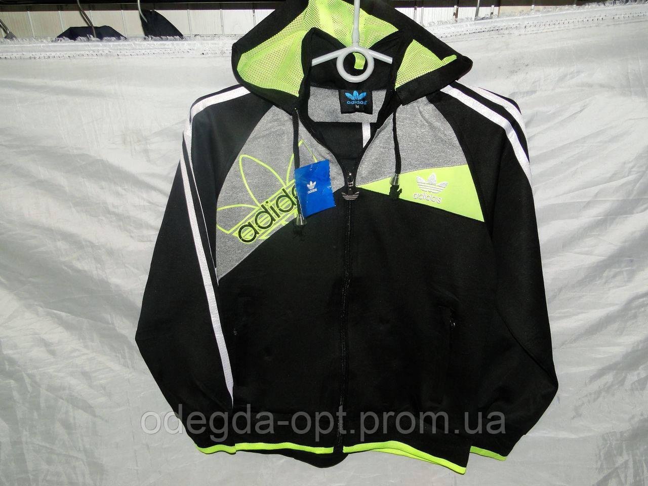 Подростковый спортивный костюм двухсторонний на мальчика M-3XL плащевка модный купить в Одессе оптом, фото 1