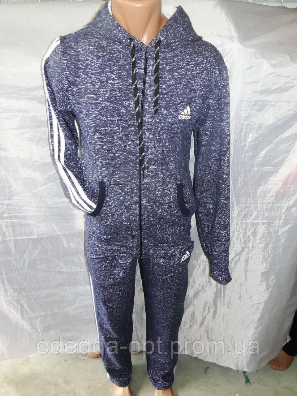 Мужской спортивный костюм трикотаж 48-56 купить оптом в Украине модные модели 7км Собственное производство